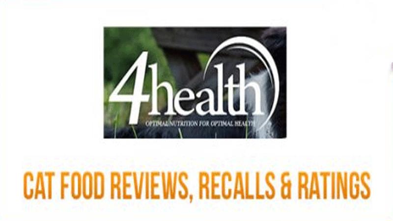 4Health Cat Food Reviews