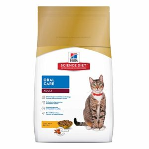Hill's Science Diet Adult Oral Care Cat Food Reviews