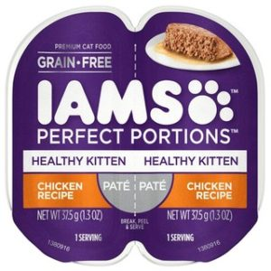 IAMS Perfect PORTIONS Grain Free Wet Cat Food