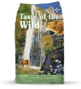 Taste of the Wild Cat Food Reviews