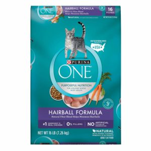 Purina ONE Hairball Formula Adult Dry Cat Food