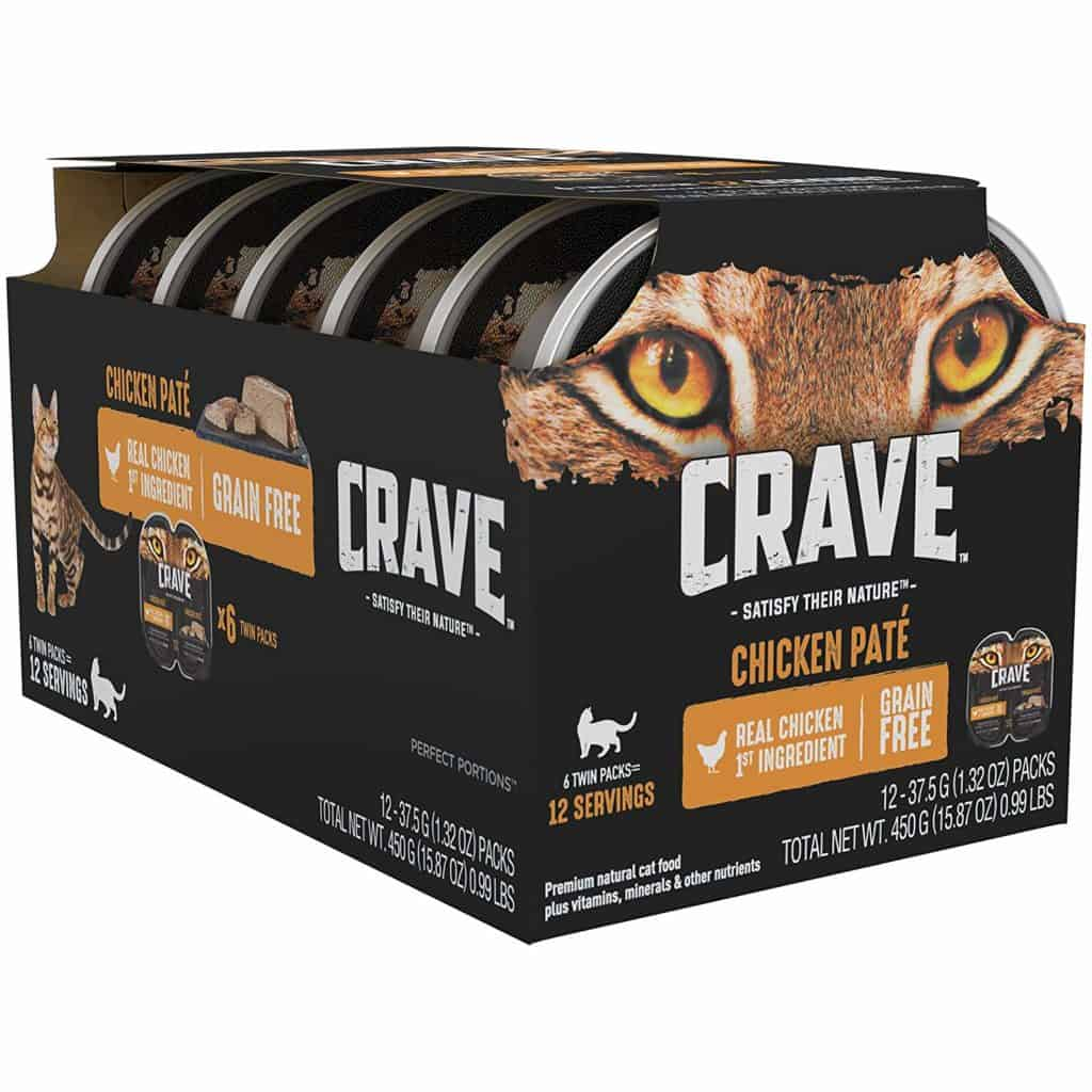 Crave Cat Food Reviews