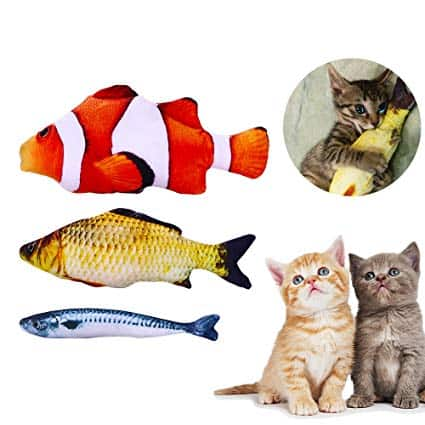 Fish Toys for Cats