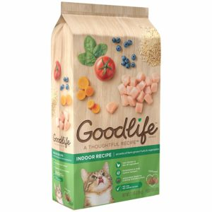 Goodlife Adult Indoor Chicken Recipe Dry Cat Food