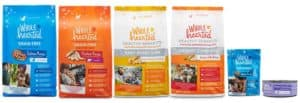 wholehearted cat food review