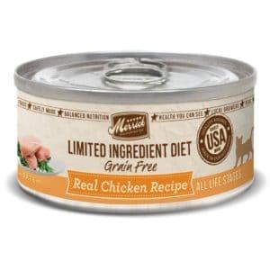 Merrick Limited Ingredient Diet Can Cat Food