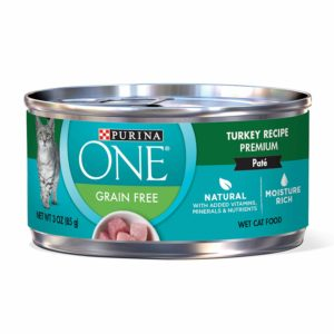 Purina ONE Natural Adult Canned Wet Cat Food