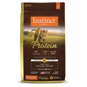 Instinct Ultimate Protein Grain Free Recipe Natural Cat Food