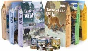 Taste of the Wild Cat Food Reviews