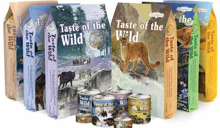 Taste Of The Wild Dog Food Reviews >> Unbiased Taste Of The Wild Cat Food Reviews Dry And Wet