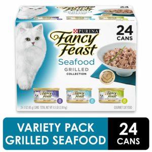 Purina Fancy Feast Grilled in Gravy Cat Food