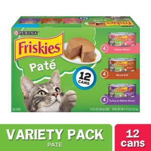 Purina Friskies Wet Cat Food Variety Pack