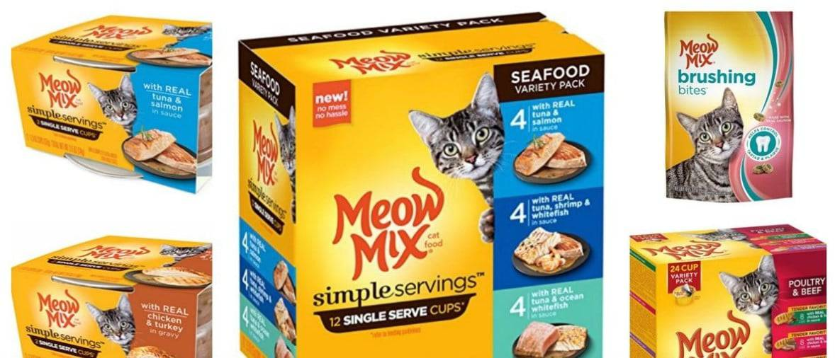Meow Mix Cat Food Reviews