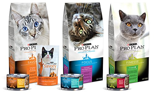 Purina Pro Plan Cat Food Reviews
